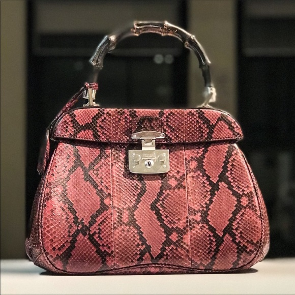 6a07ab58ca98 Handbags - Reserved!! Gucci Ladylock and MIU MIU slippers